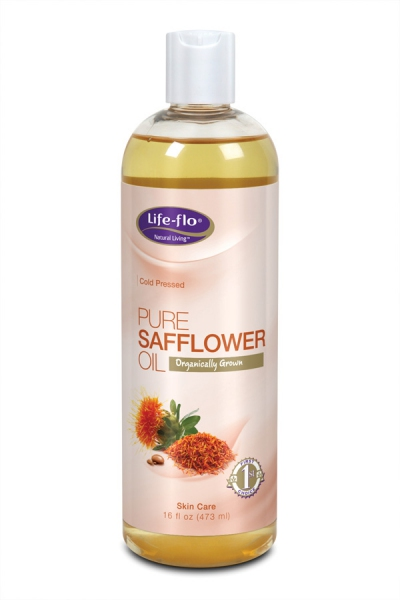 Life Flo Pure Safflower Oil 478ml