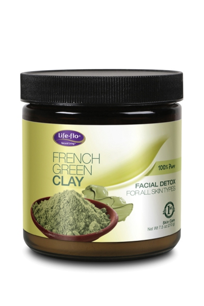 Life Flo 100% Pure French Green Clay
