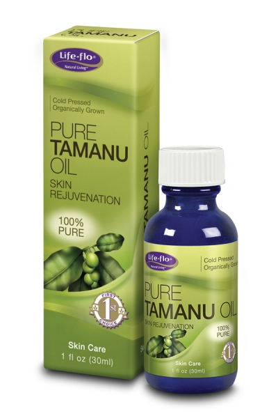 Life Flo Pure Tamanu Oil(cold pressed) 30 g. Great for pigmentation, black spot , acne. Remarkable skin regenerator