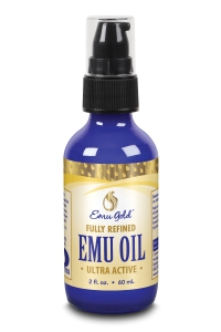Emu Gold Emu Oil Certified Pure Grade A Extra Strength 60ml