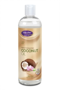 Life Flo Fractionated Coconut Oil 473ml