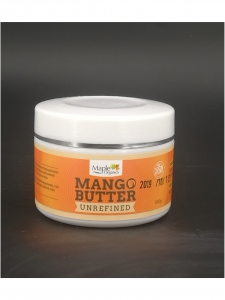 Maple Organic 100% Pure Unrefined Mango Butter 200g