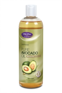 Life Flo Pure Avocado Oil (Cold Pressed) 473ml