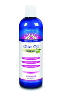 Heritage Store Olive Oil Conditioner 360ml