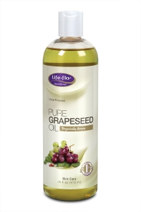 Life Flo Pure Grapeseed Oil 473ml