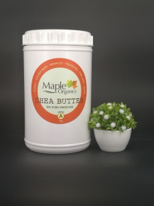 100% Pure Raw Unrefined Shea Butter 1kg