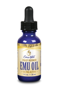 Emu Gold Emu Oil Certified Pure Grade A Extra Strength 30ml