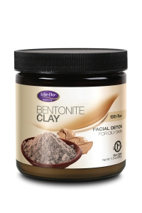 Life Flo 100% Pure Bentonite Clay 340ml
