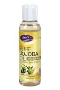 Life Flo Organic Jojoba Oil (Cold Pressed)118 ml
